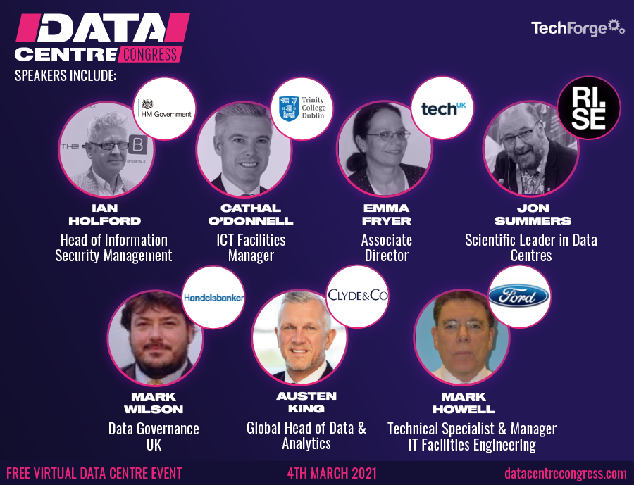 data centre congress speakers